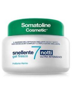 Somatoline Cosmetics Snellente 7 Notti Gel 400 ml