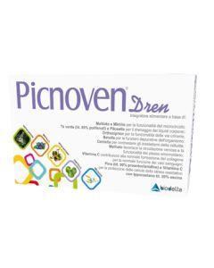 Picnoven Dren 100 Compresse 62 g