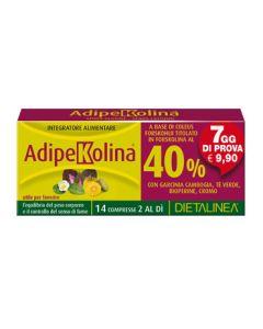 Adipekolina 7 Days 14 Compresse Dietalinea