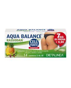 Aqua Balance Rassodan Cell Forte 7 Days 14 Compresse Dietalinea