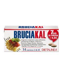 Bruciakal 7 Days 14 Compresse Dietalinea