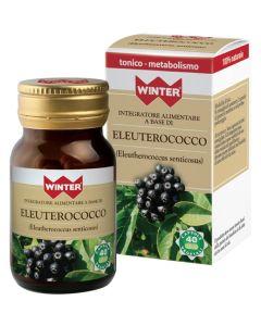 Winter Eleuterococco 40 Capsule Vegetali