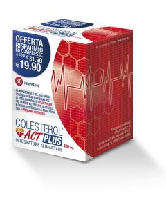 Colesterol Act Plus 60 Compresse