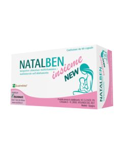 Natalben Insieme New 60 Capsule
