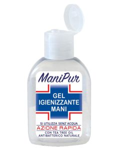 Manipur Gel Igienizzante 70 ml