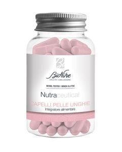 Nutraceutical Capelli/pelle/unghie 60 Capsule