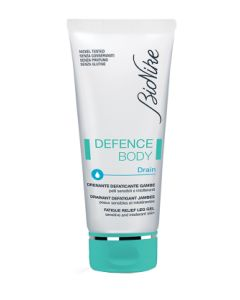 Defence Body Drain Gel Defaticante Gambe 100 ml Offerta Speciale