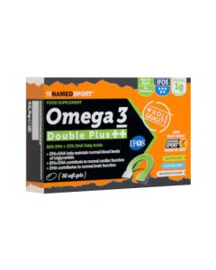 Omega 3 Double Plus++ 30 Soft Gel
