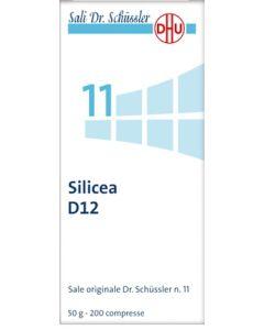 Silicea 11 Schuss 12 dh 50 g