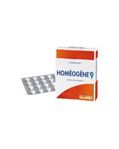 Homeogene 9 60 Compresse