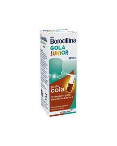 Neoborocillina Gola Junior Spray 20 ml Cola
