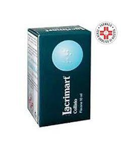 Lacrimart*collirio 10 ml 0,01% + 0,15%