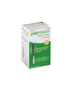 Lancette Pungidito Onetouch Delica Plus 25 Pezzi