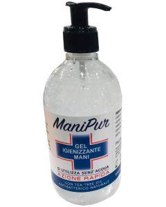 Manipur Gel Igienizzante 500 ml