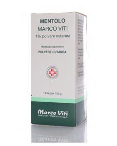 Mentolo (marco Viti)*polv U.e. 100 g 1%