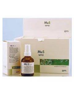 Mu 5 Composto Spray 50 ml Soluzione Fisiologica