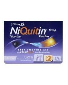 Niquitin*7 Cerotti Transd 14 Mg/die