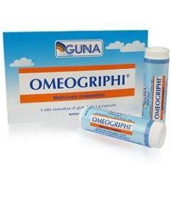 Omeogriphi Globuli 6 Tubi 1 g