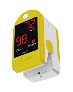 Pulsossimetro F02w Giallo