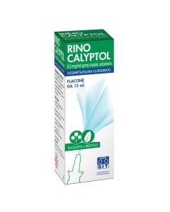 Rinocalyptol*spray Nasale 15 ml 0,05%