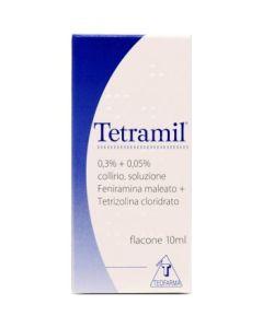 Tetramil*collirio 10 ml 0,3% + 0,05%