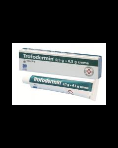 Trofodermin*crema Derm 30 g 0,5 g + 0,5 g