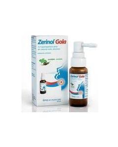 Zerinol Gola*spray 20 ml 2,5 Mg/erog